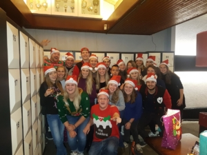 Kerstbowling
